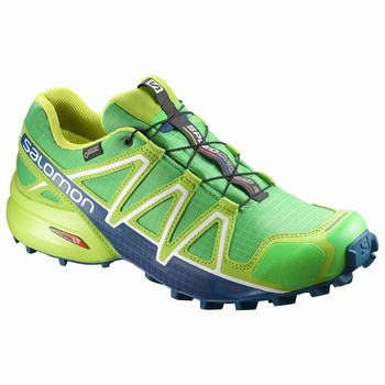 Salomon SPEEDCROSS 4 GTX® Scarpe Trail Running Uomo (414GSYZM)