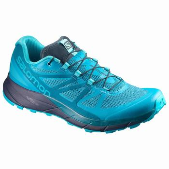Salomon SENSE RIDE W Scarpe Trail Running (931UQICR)