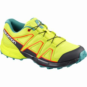 Scarpe Trail Running Bambino Salomon SPEEDCROSS J (906FMHSG)