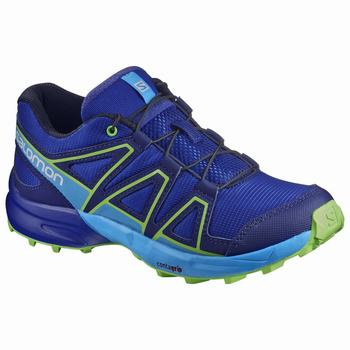Scarpe Trail Running Bambino Salomon SPEEDCROSS J (524WLIHF)