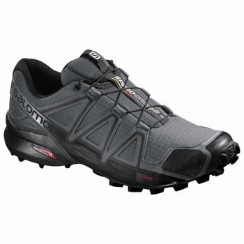 Salomon SPEEDCROSS 4 Scarpe Trail Running Uomo (545OMGXA)
