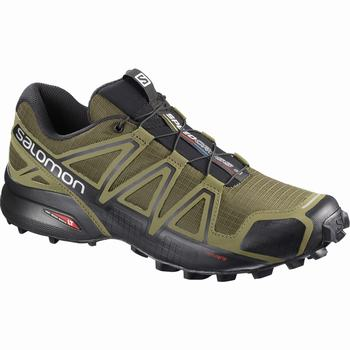 Salomon SPEEDCROSS 4 Scarpe Trail Running Uomo (358RGJPM)