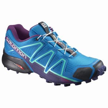 Salomon SPEEDCROSS 4 W Scarpe Trail Running (983KWBFP)