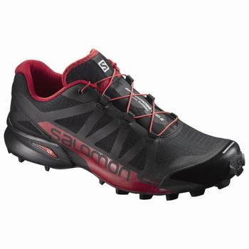 Salomon SPEEDCROSS PRO 2 Scarpe Trail Running Uomo (128QPJKS)