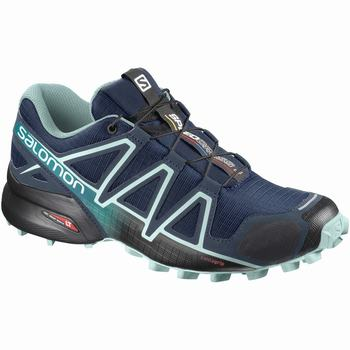 Salomon SPEEDCROSS 4 WIDE W Scarpe Trail Running (394DWPMF)