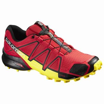 Salomon SPEEDCROSS 4 Scarpe Trail Running Uomo (530GQYPM)