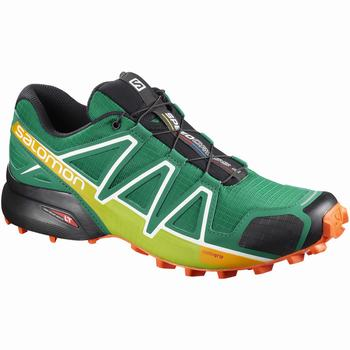 Salomon SPEEDCROSS 4 Scarpe Trail Running Uomo (877OQBTW)