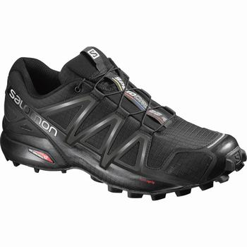 Salomon SPEEDCROSS 4 WIDE Scarpe Trail Running Uomo (592EBCZX)