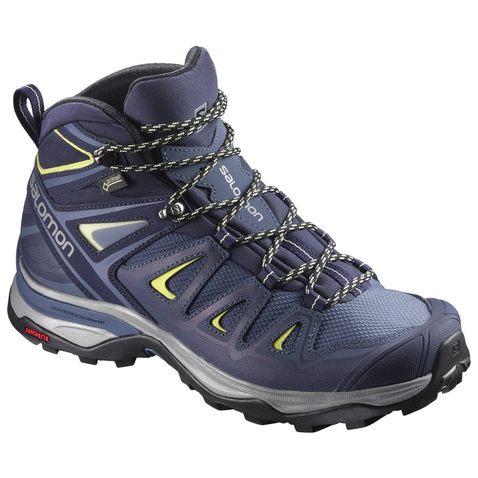 the latest 37ad2 6a3c5 Scarpe Trekking Donna Saldi - Salomon X ULTRA 3 MID GTX® W ...