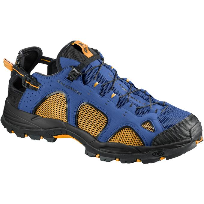 Sandali Trekking Uomo Scontati - Salomon TECHAMPHIBIAN 3 Italia efa694c7f75