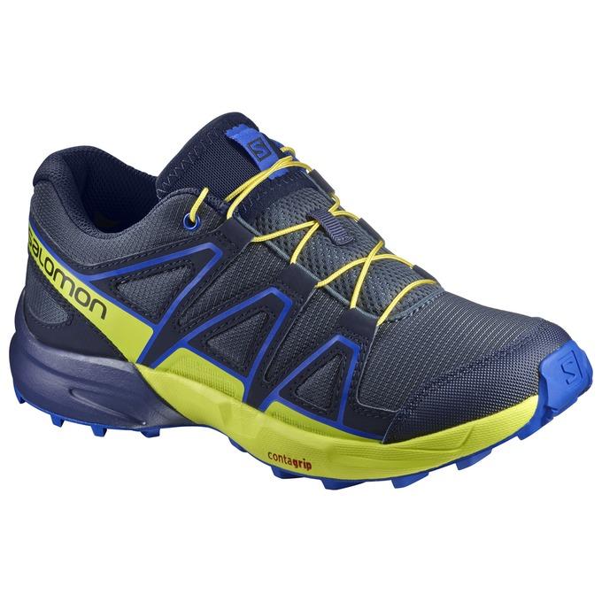 Scarpe Trail Running Bambino Outlet - Salomon SPEEDCROSS J Italia ead0a84e50b