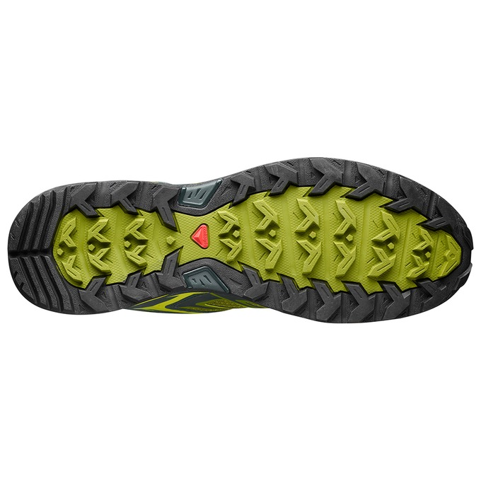 Scarpe Trekking Uomo Outdoor - Salomon X ULTRA 3 Italia 637e51cd2ef