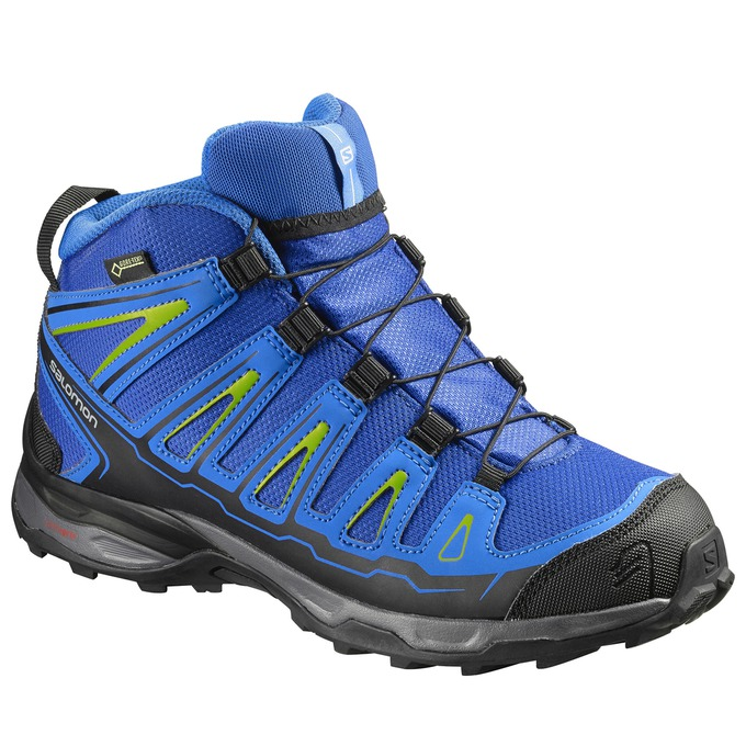 scarpe trekking bambino salomon