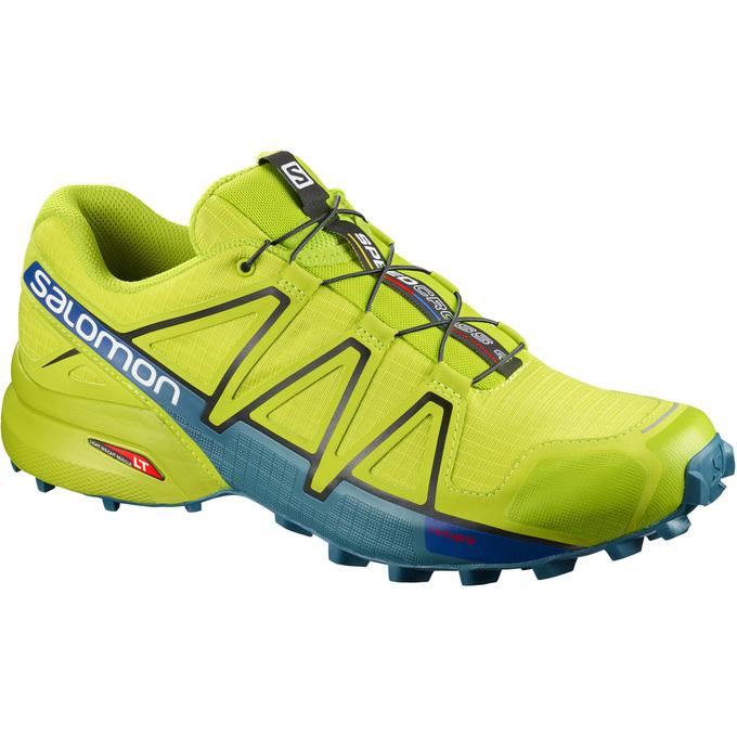 nuova collezione stati uniti stilista Scarpe Trail Running Invernali - Salomon SPEEDCROSS 4 Uomo