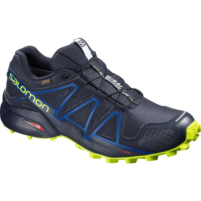 a1dd6e8905a58 Scarpe Trail Running Economiche - Salomon SPEEDCROSS 4 GTX® S RACE ...