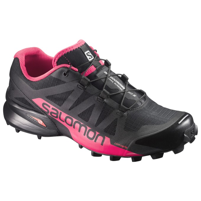 SALOMON Speedcross PRO 2 W, Scarpe da Trail Running Donna